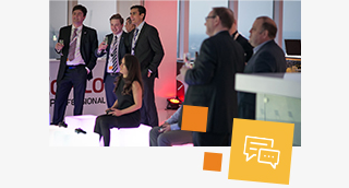 learn from and talk with already-engaged technology buyers from a whole host of sectors.